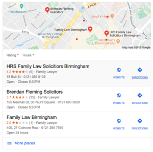 Family Lawyer Birmingham